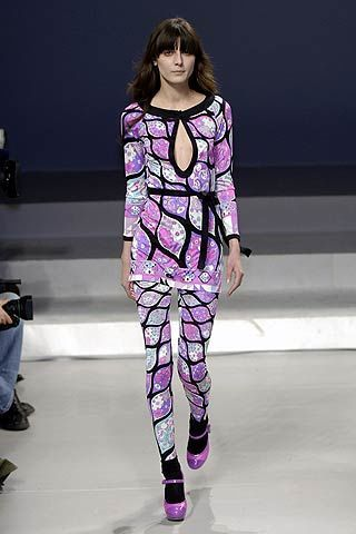Pucci Fall 2006 Ready-to-Wear Collections 0003