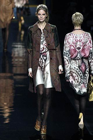 Etro Fall 2006 Ready-to-Wear Collections 0003