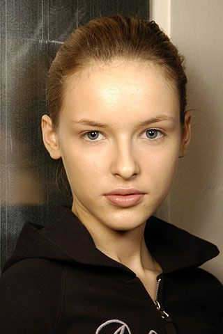 Jil Sander Fall 2006 Ready-to-Wear Backstage 0002