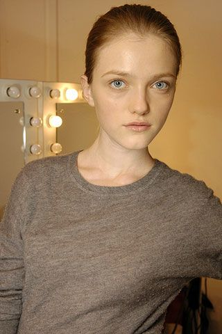 Jil Sander Fall 2006 Ready-to-Wear Backstage 0003