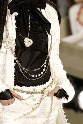 Chanel Fall 2006 Ready-to-Wear Detail 0003