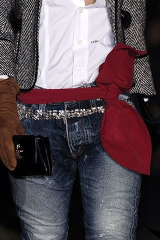 DSquared2 Fall 2006 Ready-to-Wear Detail 0002