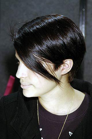 Byblos Fall 2006 Ready-to-Wear Backstage 0002