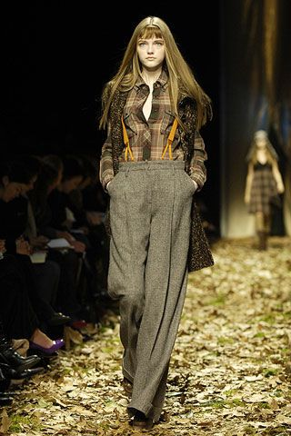 Sportmax Fall 2006 Ready-to-Wear Collections 0003