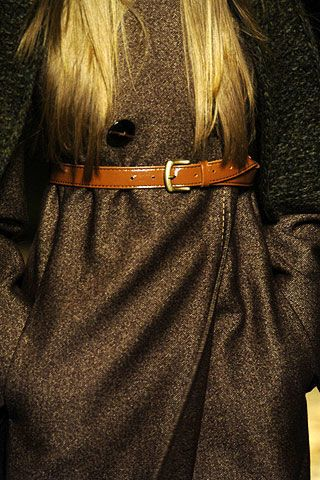 Sportmax Fall 2006 Ready-to-Wear Detail 0002