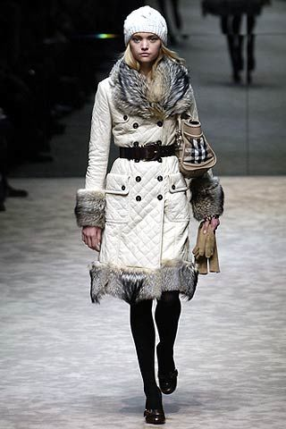 Burberry Prorsum Fall 2006 Ready-to-Wear Collections 0002