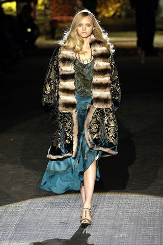 Roberto Cavalli Fall 2006 Ready-to-Wear Collections 0002