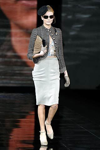 Giorgio Armani Fall 2006 Ready-to-Wear Collections 0002