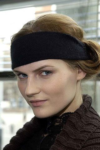 Emma Cook Fall 2006 Ready-to-Wear Backstage 0002