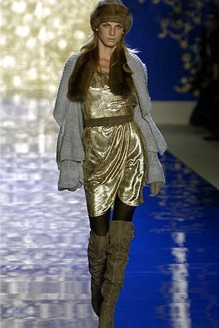 Blumarine Fall 2006 Ready-to-Wear Collections 0002