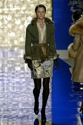 Blumarine Fall 2006 Ready-to-Wear Collections 0003