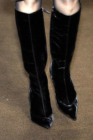 Andrew Gn Fall 2006 Ready-to-Wear Detail 0003