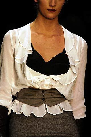Ghost Fall 2006 Ready-to-Wear Detail 0002