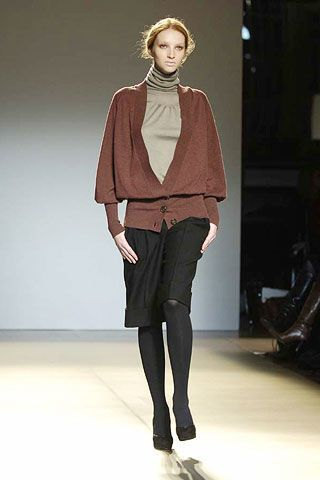 Nicole Farhi Fall 2006 Ready-to-Wear Collections 0003