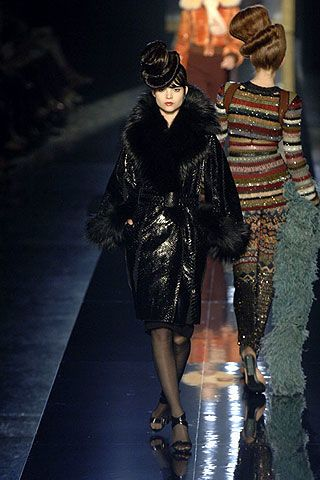 Fall 2006 Haute Couture Jean Paul Gaultier Collections 0002