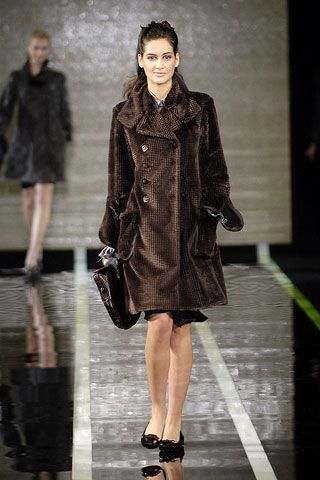 Emporio Armani Fall 2006 Ready-to-Wear Collections 0002