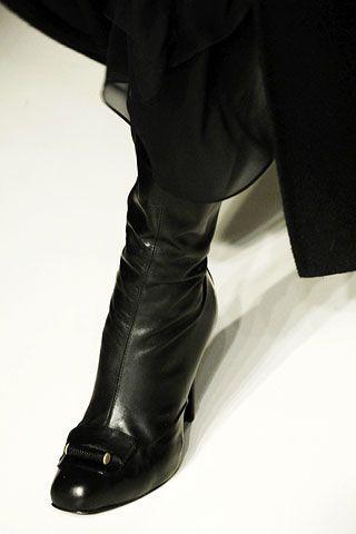 Calvin Klein Fall 2006 Ready-to-Wear Detail 0002