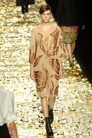 Dries Van Noten Fall 2006 Ready-to-Wear Collections 0003