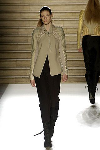 Rick Owens Fall 2006 Ready-to-Wear Collections 0002