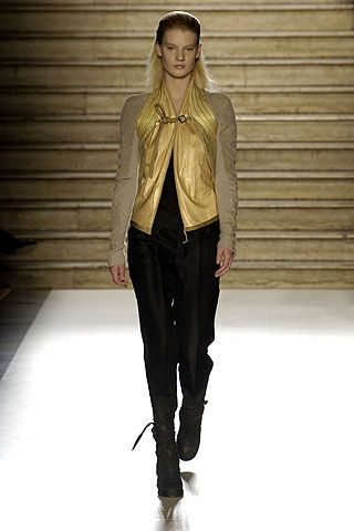 Rick Owens Fall 2006 Ready-to-Wear Collections 0003