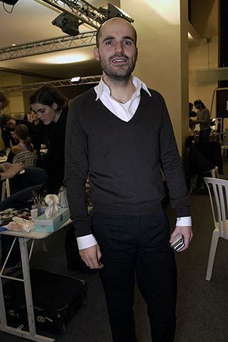 Loewe Fall 2006 Ready-to-Wear Backstage 0002