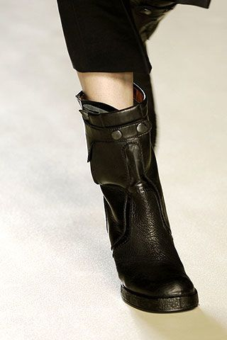 Rick Owens Fall 2006 Ready-to-Wear Detail 0003