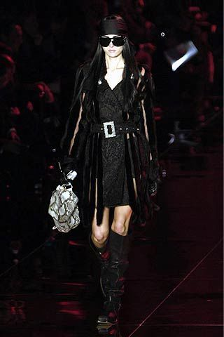 Christian Dior Fall 2006 Ready-to-Wear Collections 0002