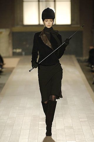 Hermes Fall 2006 Ready-to-Wear Collections 0002
