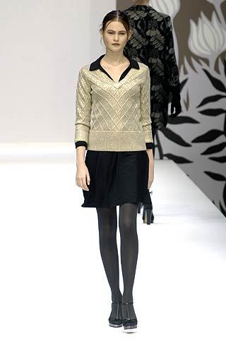 Cacharel Fall 2006 Ready-to-Wear Collections 0003