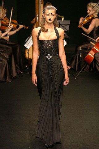 Fall 2006 Haute Couture Eymeric Francois Collections 0003