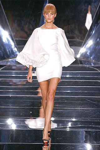 Marchesa Spring 2007 Ready-to-wear Collections 0002