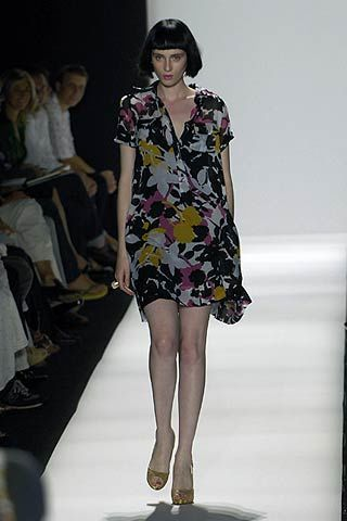 Diane von Furstenberg Spring 2007 Ready-to-wear Collections 0002