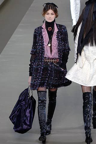 Chanel Fall 2006 Ready-to-Wear Collections 0003