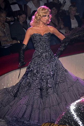 Fall 2006 Haute Couture Franck Sorbier Collections 0002