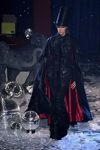 Fall 2006 Haute Couture Franck Sorbier Collections 0003