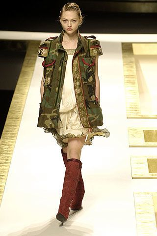 Kenzo Fall 2006 Ready-to-Wear Collections 0003