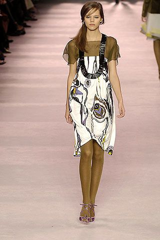 Nina Ricci Fall 2006 Ready-to-Wear Collections 0002