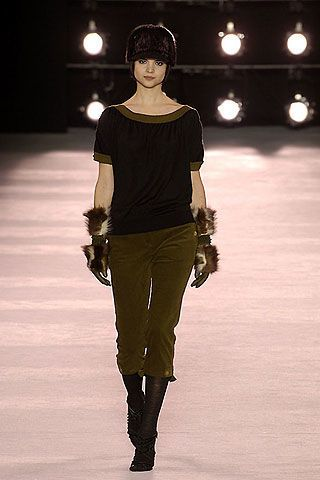 Nina Ricci Fall 2006 Ready-to-Wear Collections 0003