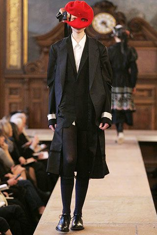Comme des Garcons Fall 2006 Ready-to-Wear Collections 0003