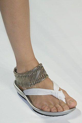 Ashish N Soni Spring 2006 Ready-to-wear Detail 0002