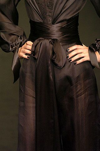 Eymeric Francois Fall 2006 Haute Couture Detail 0002