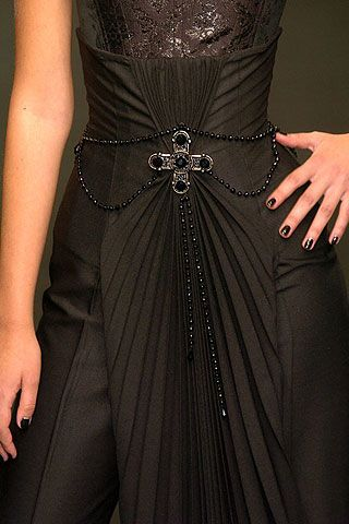 Eymeric Francois Fall 2006 Haute Couture Detail 0003
