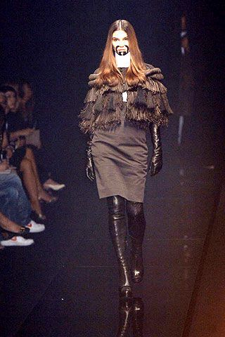 Fall 2006 Haute Couture Givenchy Collections 0003
