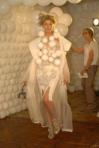 Fall 2006 Haute Couture On Aura Tout Vu Collections 0003