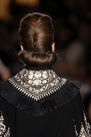 Valentino Fall 2006 Haute Couture Detail 0003