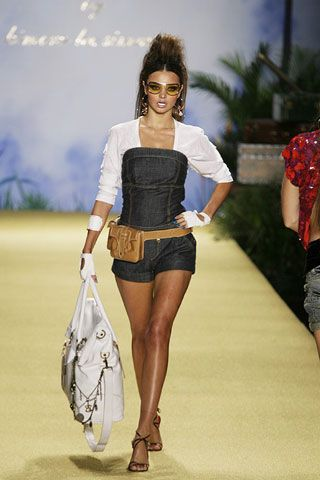 Baby Phat by Kimora Lee Simmons Spring 2007 Ready-to-wear Collections 0002