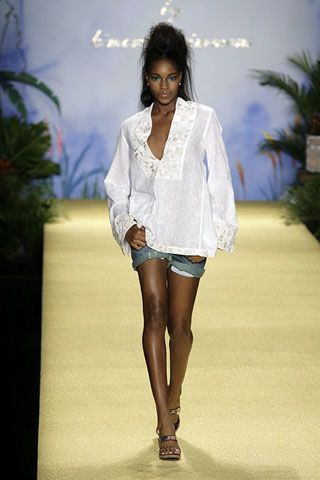 Baby Phat by Kimora Lee Simmons Spring 2007 Ready-to-wear Collections 0003