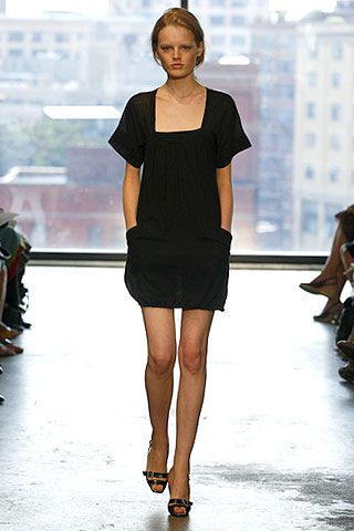 Yigal Azrouël Spring 2007 Ready-to-wear Collections 0002