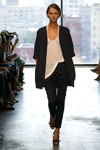 Yigal Azrouël Spring 2007 Ready-to-wear Collections 0003