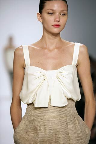 Willow Spring 2007 Ready-to-wear Detail 0002